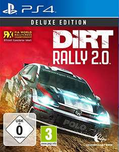DiRT Rally 2.0 - Deluxe Edition (PS4)