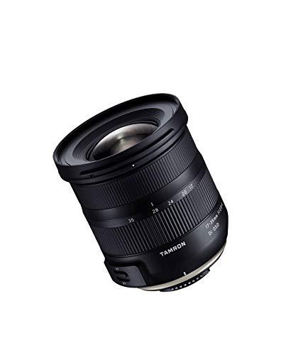 Tamron A037E Objektiv, 17-35mm F/2.8-4 Di Osd Schwarz für Canon