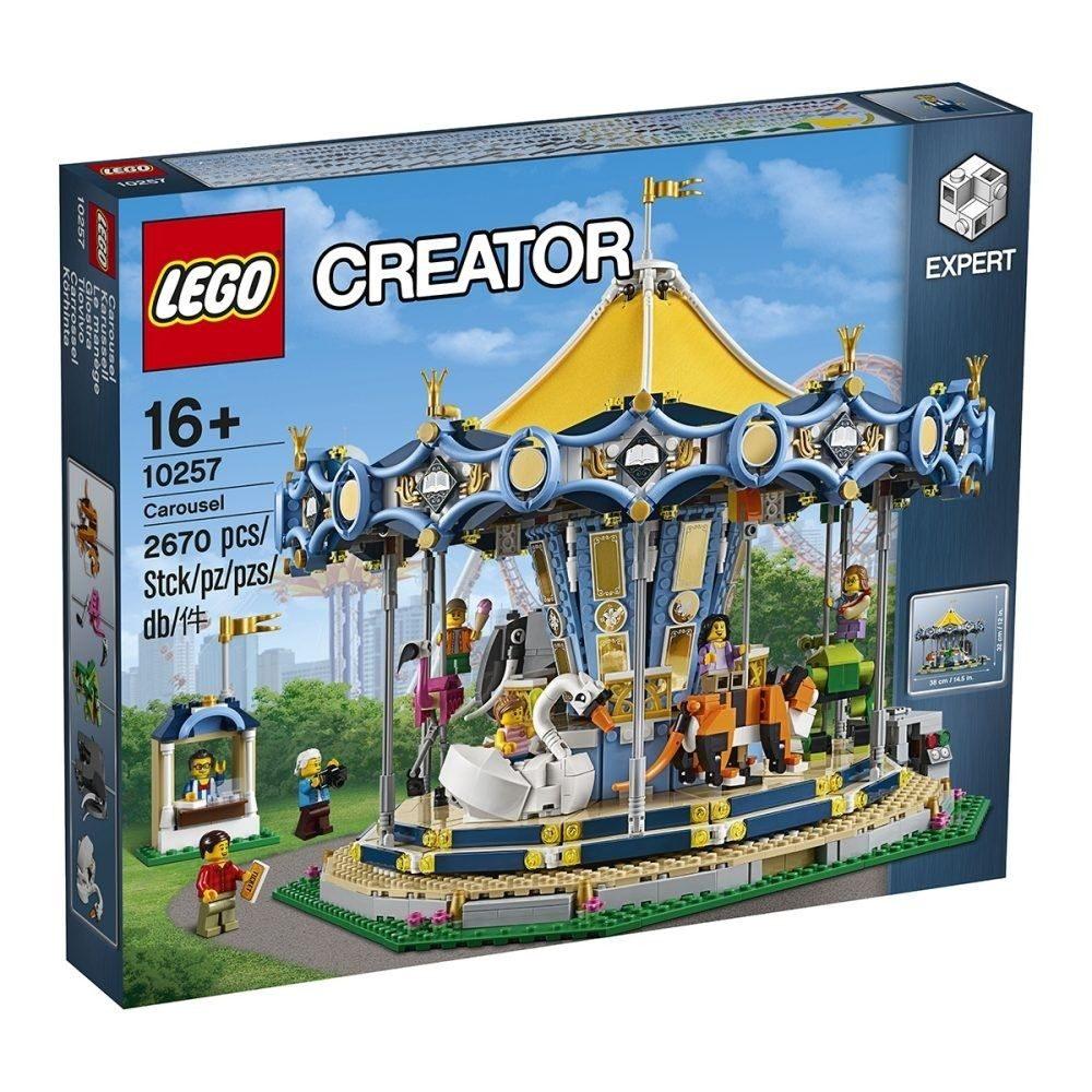 LEGO Creator Expert 10257 Karussell