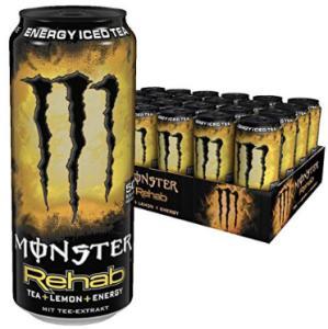 Monster Energy, verschiedene Sorten