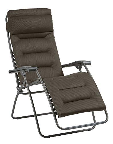 Abverkauf -46% auf Relax-Liegestuhl