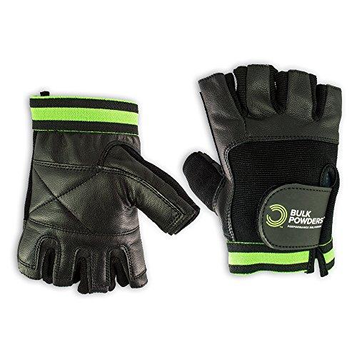Bulk Powders - Herren und Damen Fitness-Handschuhe in Größe L
