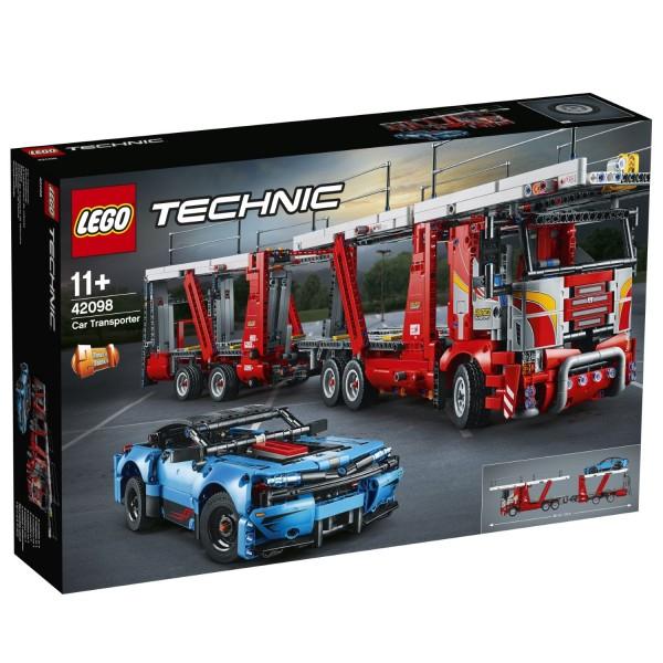 LEGO 42098 Autotransporter für 95,99€ statt 114,90€