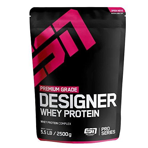 ESN Whey 2,5kg - Rabattgutscheine - ab 14,22 € / kg