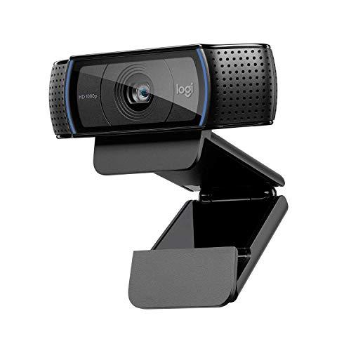 Logitech C920 HD Pro Webcam (1080p)
