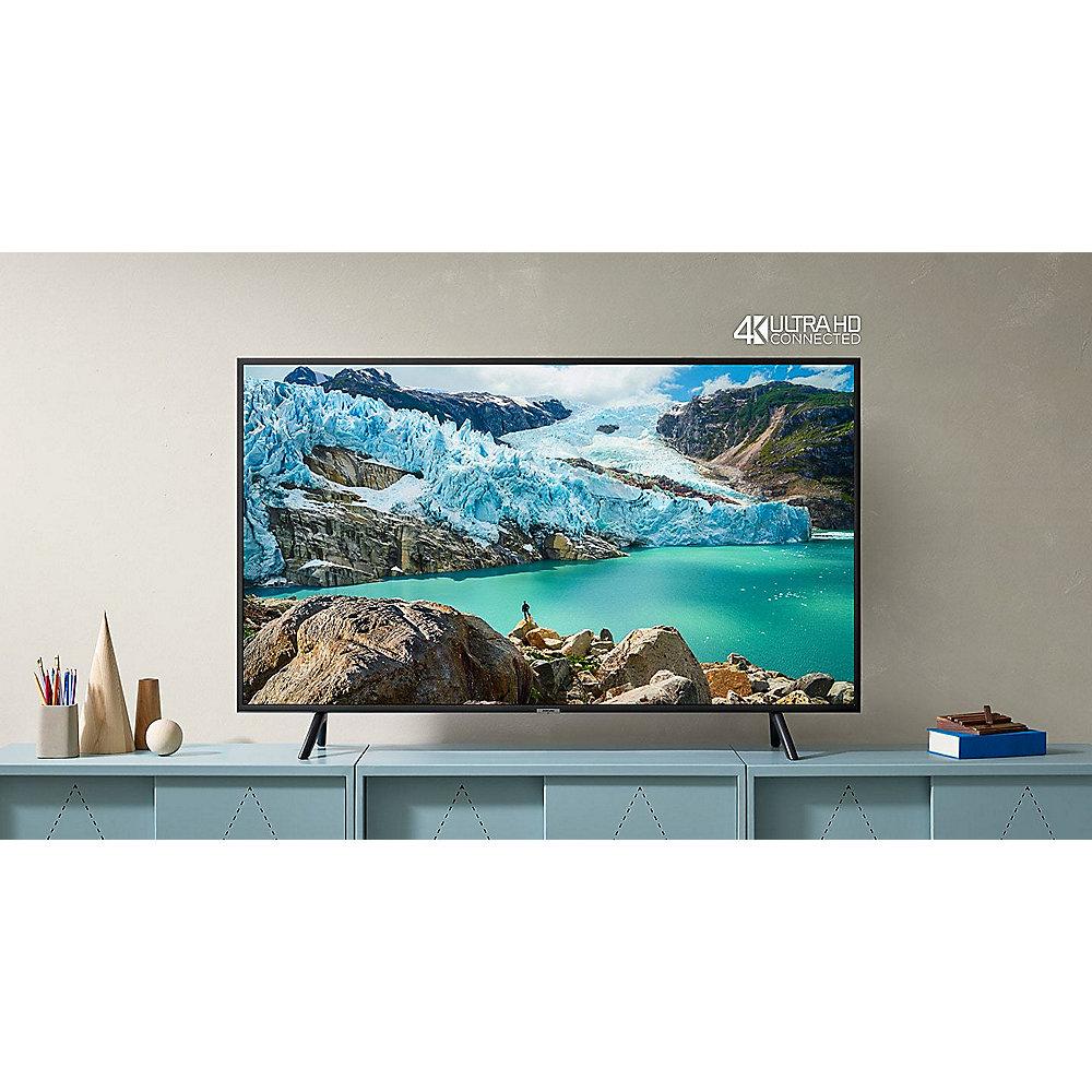 """Samsung UE65RU7099 65 Zoll LED-Fernseher schwarz, UltraHD, WLAN, SmartTV, Alexa 163 cm (65"""") 4K um 524,- bei Abholung!"""
