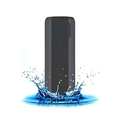 Ultimate Ears Megaboom Bluetooth Lautsprecher (wasserdichter 360°-Sound) - Kohleschwarz