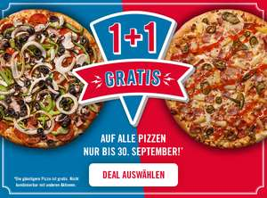 Domino's Pizza - 1 +1 Gratis