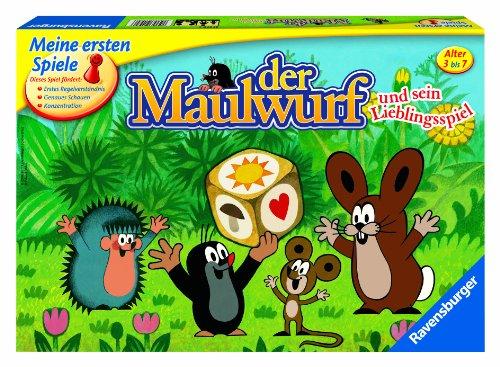 Der Maulwurf und sein Lieblingsspiel (Ravensburger 21570)