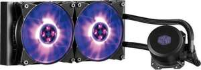 Cooler Master MasterLiquid ML240L RGB (u.a. für AM4, 1151, ...)