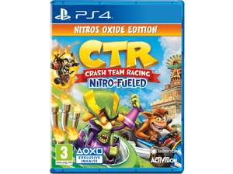 Crash Team Racing: Nitro-Fueled Nitros Oxide Edition (PS4/Switch/Xbox)