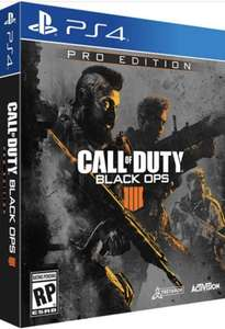 Call of Duty: Black Ops 4 Pro Edition  für PlayStation 4