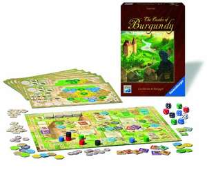 Ravensburger - Alea 81243 The Castles of Burgundy