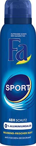 Fa Sport Deospray, 6er Pack (6 x 150 ml)