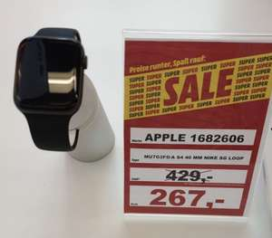 [MM lokal] Apple Watch 4 40mm Nike