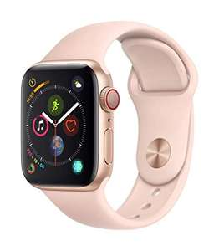Apple Watch Series 4 (GPS + Cellular) Aluminium 40mm gold