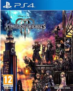 Kingdom Hearts 3 (PlayStation 4 / Xbox One)