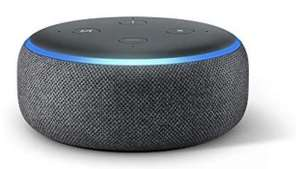 Amazon Echo Dot (3. Gen.) 1+1 Gratis.