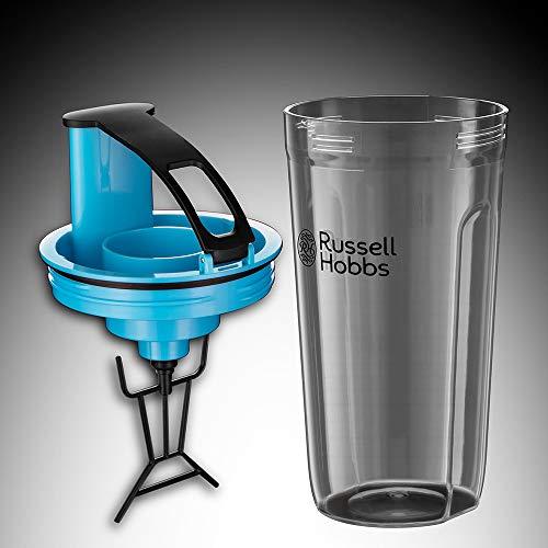 Russell Hobbs InstaMixer Mobiler Mixer (24880-56) elektrischer Shaker 0.6l (Amazon)