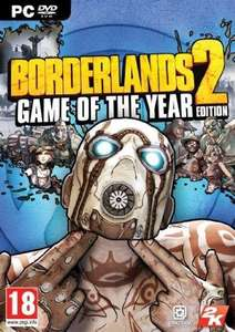 Borderlands 2 Game of the Year Edition PC (EU)