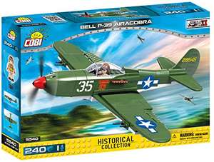 Cobi Historical Collection WW2 Bell P-39 Airacobra (5540)