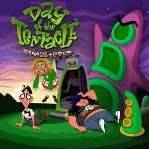 [PlaystationStore] Day of the Tentacle Remastered für PS4 & Vita