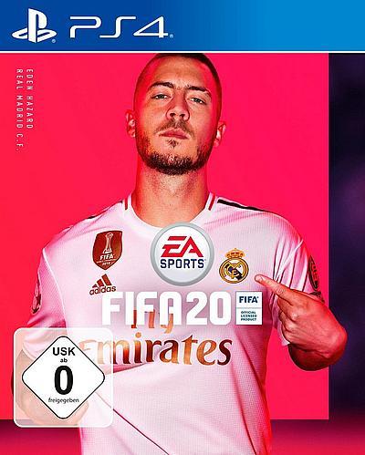 UNIVERSAL - FIFA 20 PlayStation 4 + Füllartikel ( bei Paketshop-Lieferung)