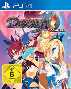 Disgaea 1 Complete (PlayStation 4)