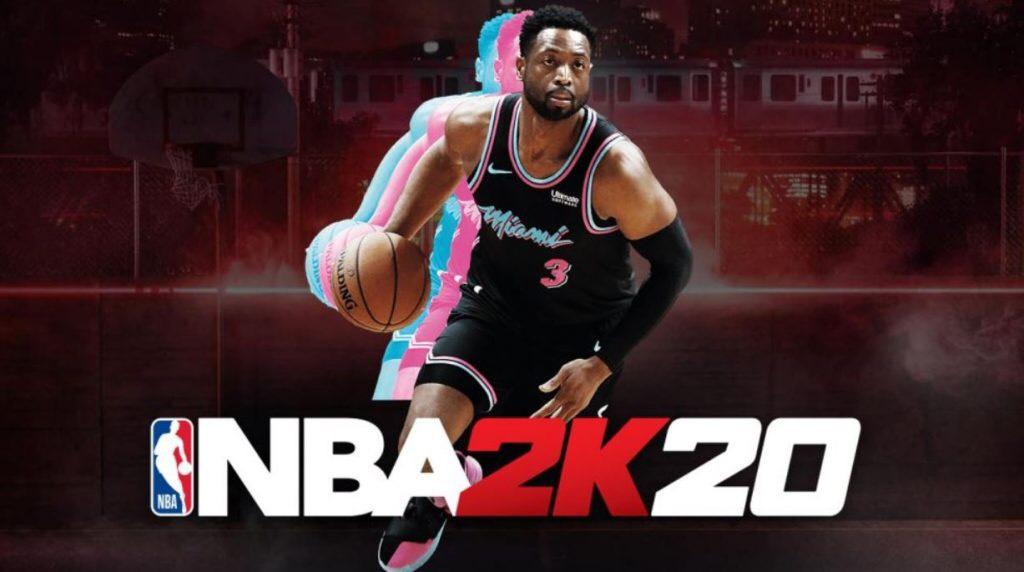 NBA 2k20 zum Bestpreis!! (PS4, Xbox One, Switch)