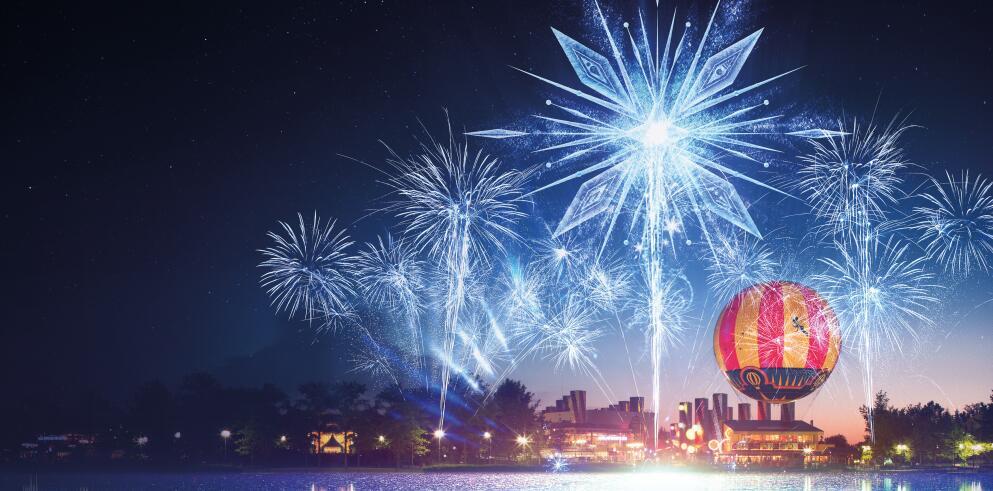 Disneyland Paris: Magic Over Lake Special (2 Nächte, 2 Erwachsene + 2 Kinder, 3 Tage 2 Parks, Aktionszeitraum: 23.1.2020 - 29.1.2020)