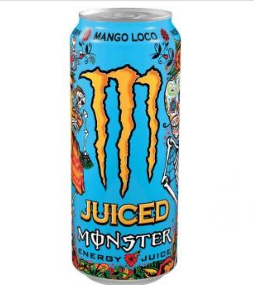 Monster Energy, Gratis