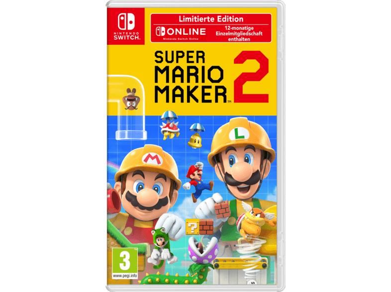 Super Mario Maker 2 Limited