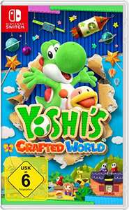[Nintendo Switch] Yoshi's Crafted World
