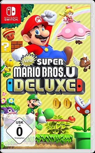 [Nintendo Switch] New Super Mario Bros. U Deluxe