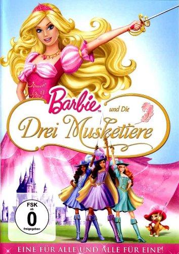 Ein Preisjäger für alle & alle für einen - Barbie und Die Drei Musketiere