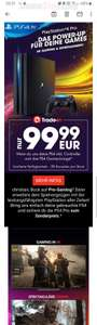 Ps4 Pro um 100 euro (Trade-in Aktion) + Ps4 + 3 Spiele