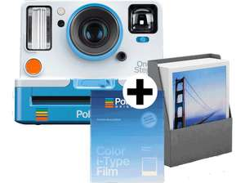 Polaroid OneStep 2 Viewfinder Everything Box blau
