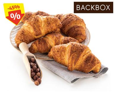 BACKBOX Crunchy Nuss-Nougat-Croissant