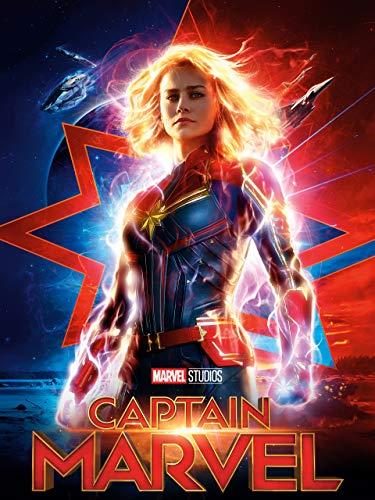[AmazonVideo] Captain Marvel zum Ausleihen