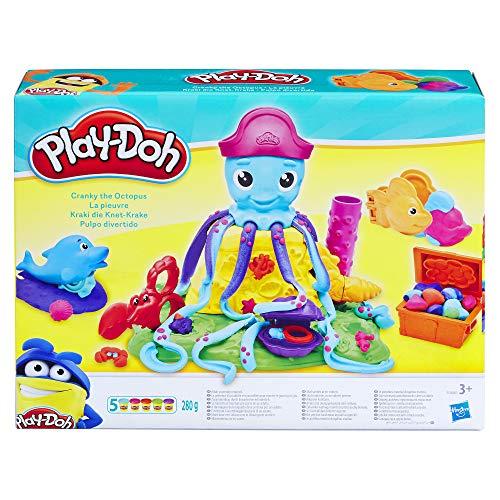 Preisjäger Junior: Hasbro Play-Doh - Kraki die Knet-Krake