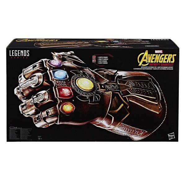 Avengers Legends - Elektronischer Machthandschuh (E0491EU4)