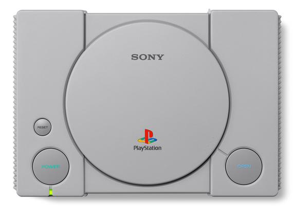 PlayStation Classic mit 20 Spielen