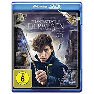 Amazon: 3x 3D-Blu-rays für 30€
