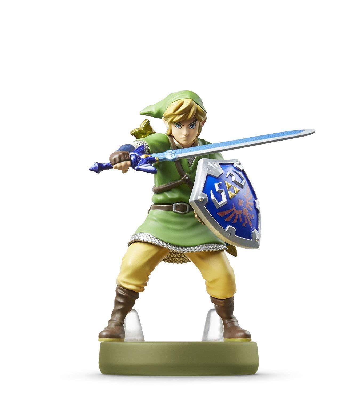 Zahlreiche Zelda amiibo, wie z. B. Skyward Sword Link bei Amazon reduziert