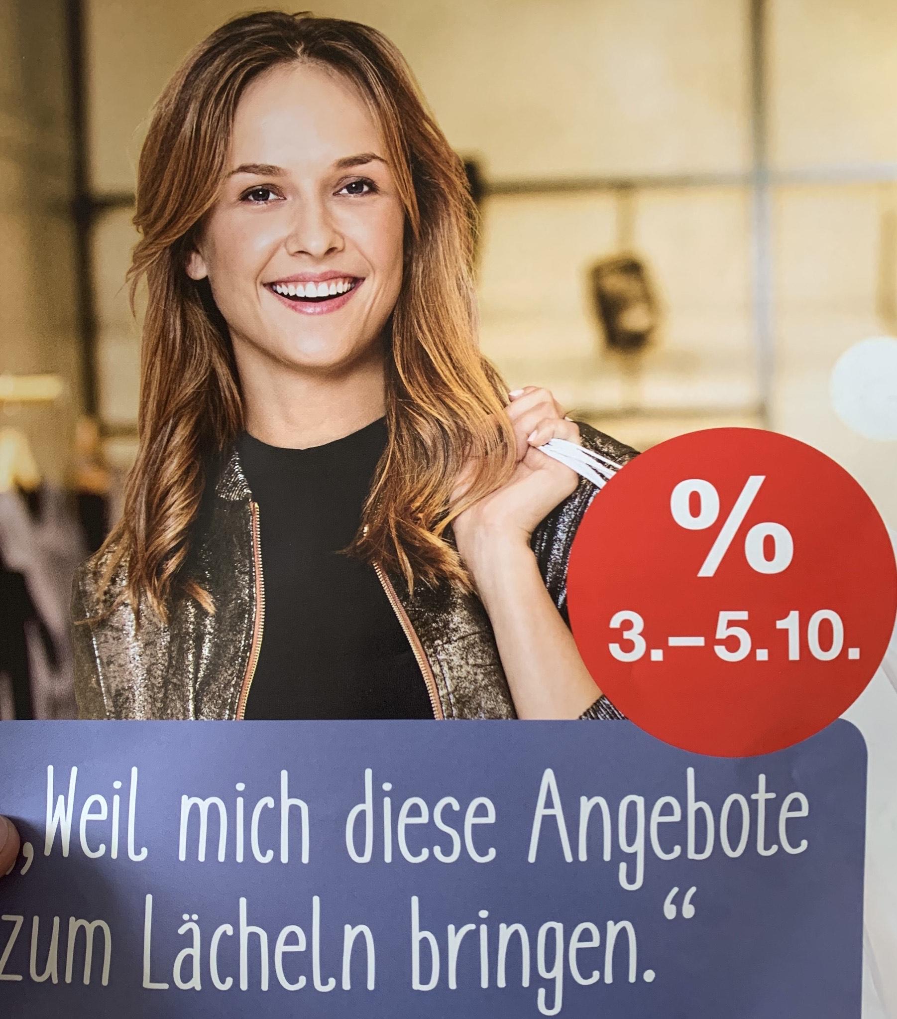 [Sammeldeal] Smile Shopping Days im Haidcenter (OÖ)