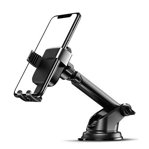 """UGREEN Handyhalterung mit Arm und Saugnapf (4,7"""" - 6,5"""", 360° Gelenk)"""