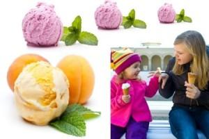 Drei Kugeln Zanoni-Eis in Wien für 1€ statt 2,30€