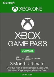 Microsoft Game Pass Ultimate