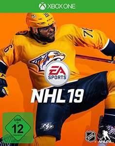 EA Sports NHL 19 (Xbox One)