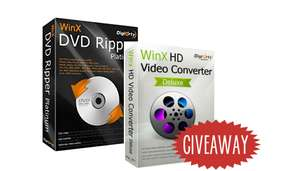 WinX DVD Ripper/Video Converter GRATIS